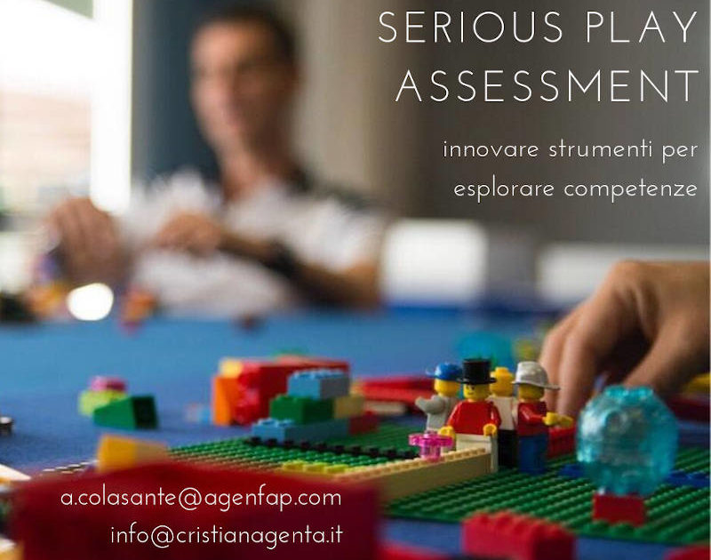 SERIOUS PLAY ASSESSMENT – Innovare strumenti per esplorare competenze